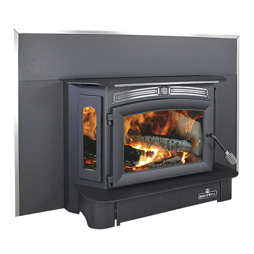 SW940 Wood Stove With Flashing