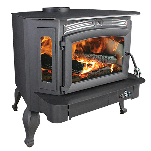 SW940 Wood Stove With Leg Set